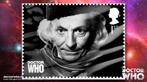 First Doctor: William Hartnell