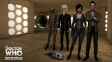 Doctor Who on PlayStation Home Wave One Bundle