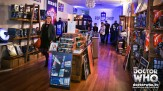 The Doctor Who pop-up shop ready for business