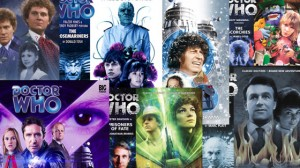 Big Finish Doctor Who adventure covers
