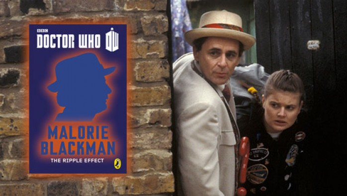 Doctor Who: The Ripple Effect cover