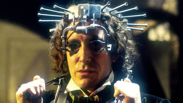 Paul McGann stars as the Eighth Doctor in Doctor Who: The Movie