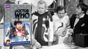 Doctor Who: The Ice Warriors DVD cover