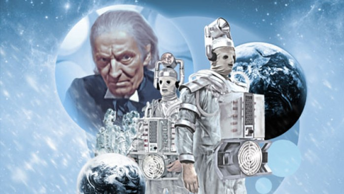 Doctor Who: The Tenth Planet DVD cover artwork