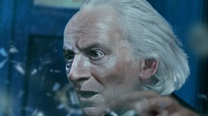 First Doctor William Hartnell in the Doctor Who 50 year trailer
