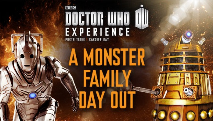 Doctor Who Experience: Easter Monster Day Out