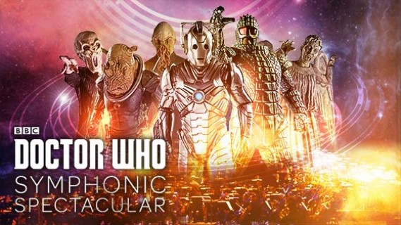 Doctor Who Symphonic Spectacular to tour UK in 2015