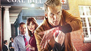 Doctor Who: The Caretaker