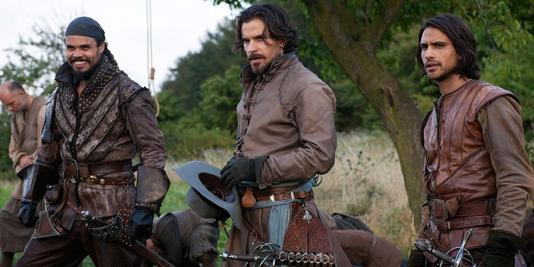 Musketeers S2