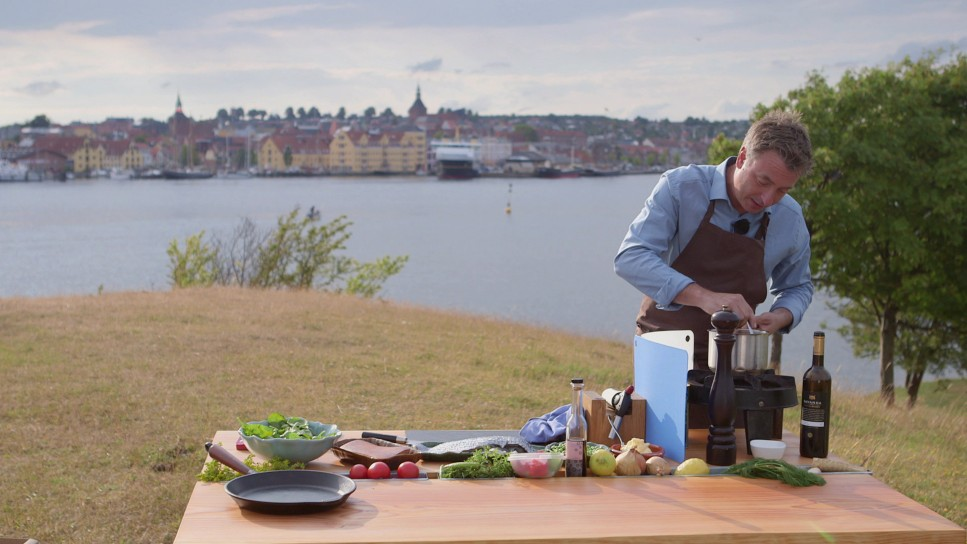 Tareq Taylors Nordic Cookery - S3