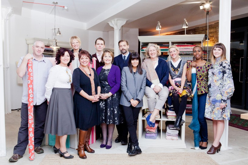 The Great British Sewing Bee | Series1 | Episode 4 | BBC Studios