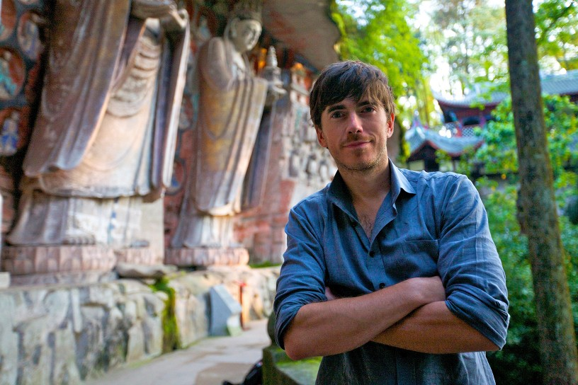 Simon Reeve's Sacred Rivers