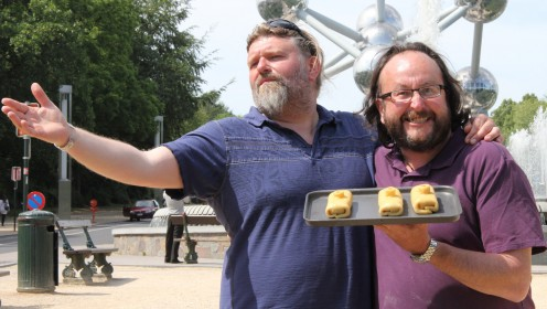 Hairy Bikers' Bake-Ation