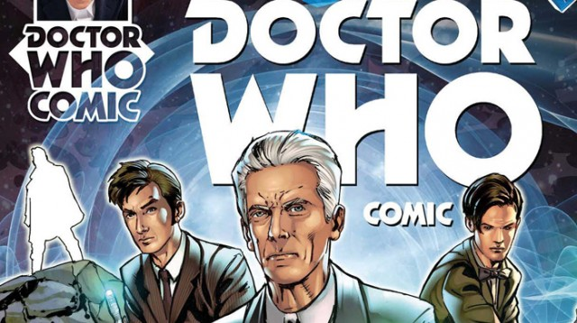 Doctor Who Comic UK