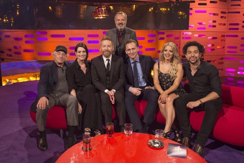 The Graham Norton Show S18