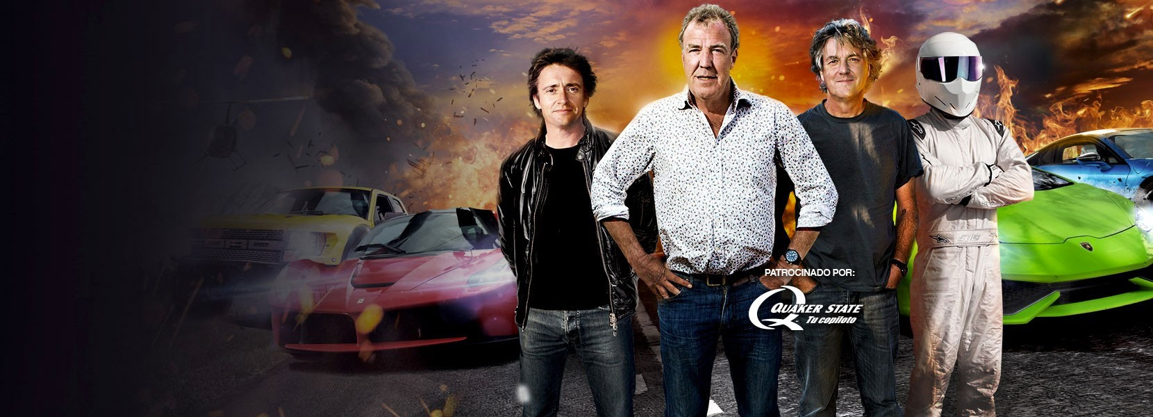 Top Gear billboard patrocinios