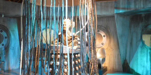 Davros Hospital Room