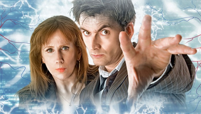 Doctor Who: In The Blood cover