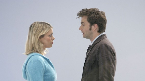 Ten and Rose part: Doomsday - 10 Years On...