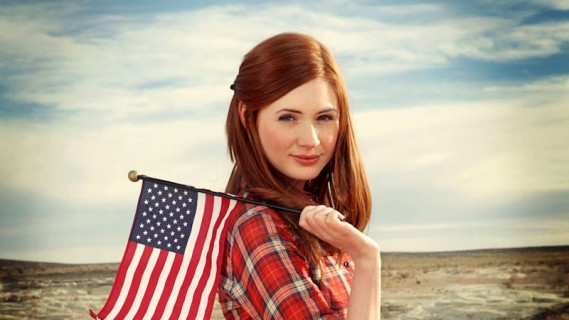 Happy Fourth of July! Doctor Who's American Adventures