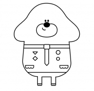 Colour in DUGGEE