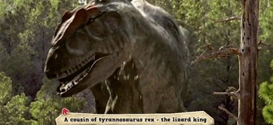 The Allosaurus Rap