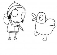 Colour in SARAH and DUCK