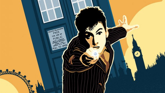 PREVIEW: Tenth Doctor Year 3, Issue 1