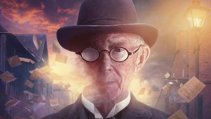 The Invisible Man from Big Finish