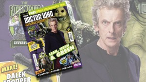 Doctor Who Adventures 22