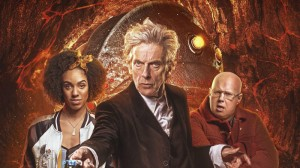 Twelfth Doctor 2017 novels