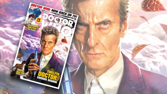 Doctor Who: Tales from the TARDIS #16 is on sale now!