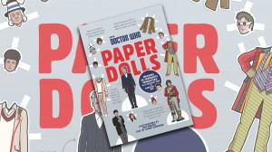 Doctor Who - Paper Dolls