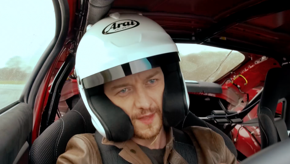 Top Gear with James McAvoy