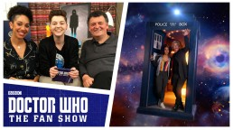 Doctor Who: The Fan Show - The Aftershow Ep 1