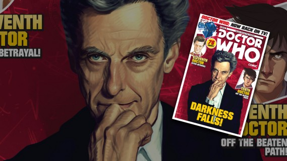 OUT NOW! Tales From The TARDIS Issue 17
