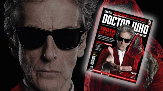 EXCLUSIVE Series 10 preview from new Doctor Who Magazine