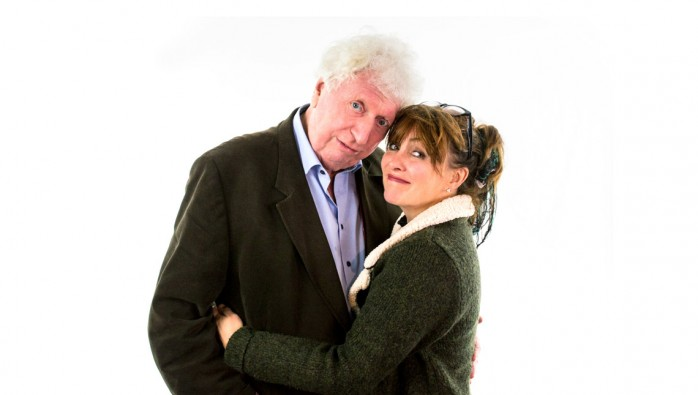 The Fourth Doctor and Ann Kelso