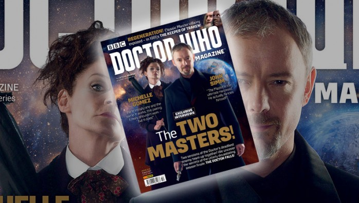 Doctor Who Magazine 514