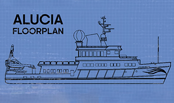 Alucia Research Vessel Tour