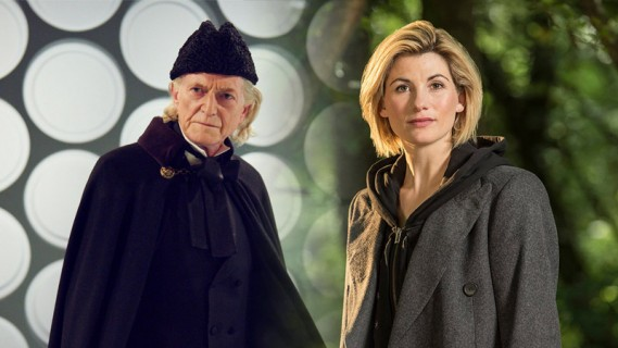 First Doctor David Bradley talks Jodie Whittaker and Chris Chibnall