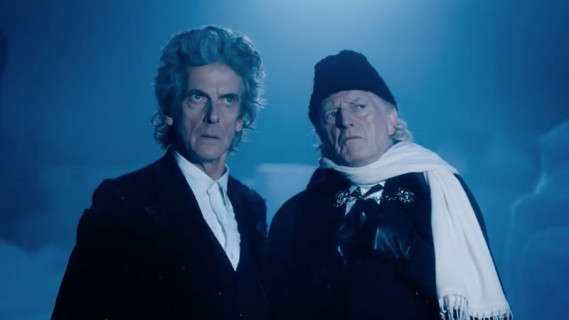 Doctor Who Christmas Special hits cinemas in Russia