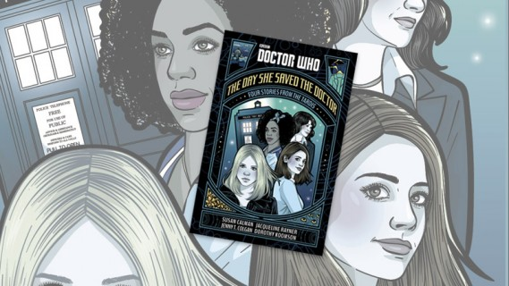New Rose Tyler short story from 'The Day She Saved The Doctor'