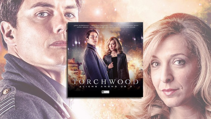 Torchwood from Big Finish