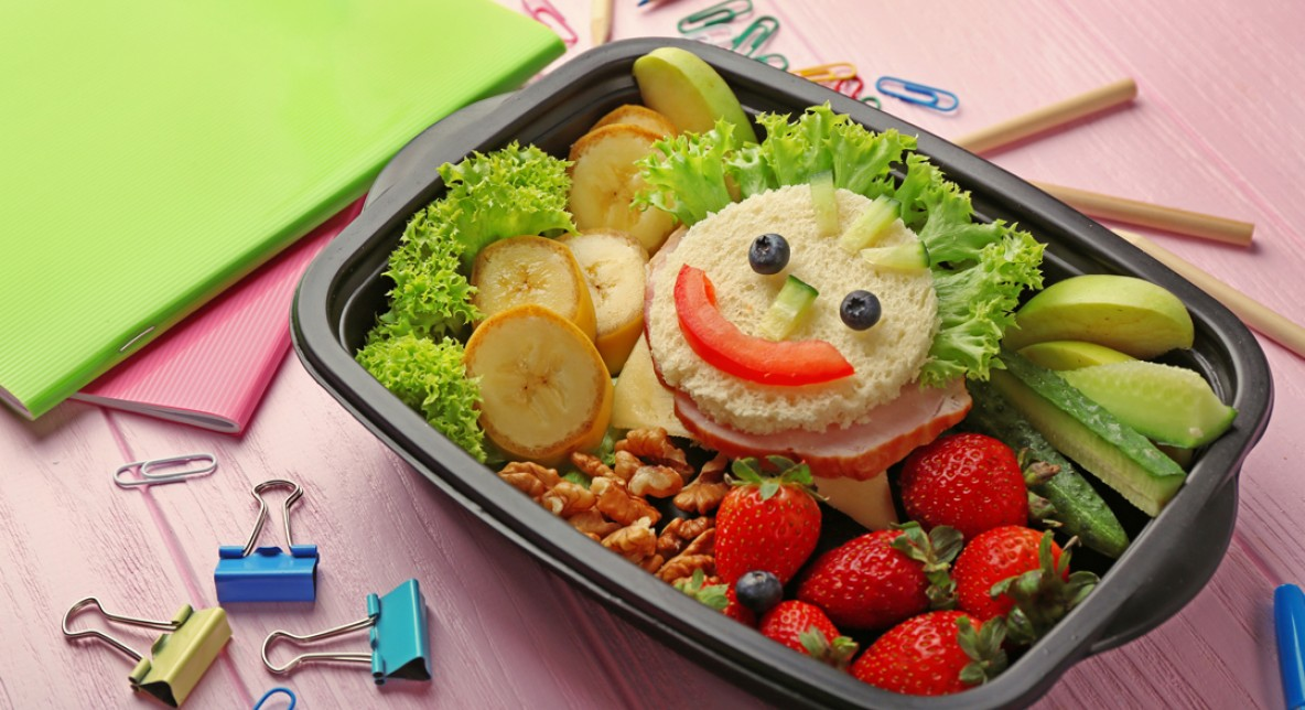 Healthier lunchboxes