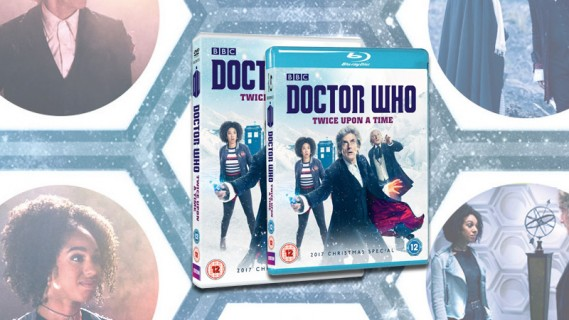 Peter Capaldi's final Doctor Who adventure available on DVD and bluray