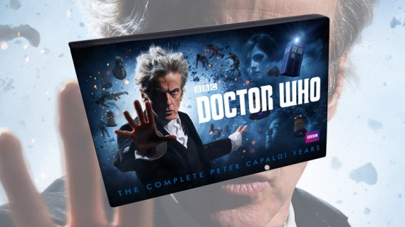 Doctor Who: The Complete Peter Capaldi Years coming to North America