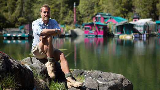 Where the Wild Men Are with Ben Fogle - Series 5