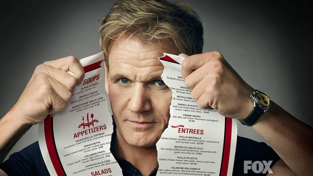 Poster for Ramsay's Kitchen Nightmares Video