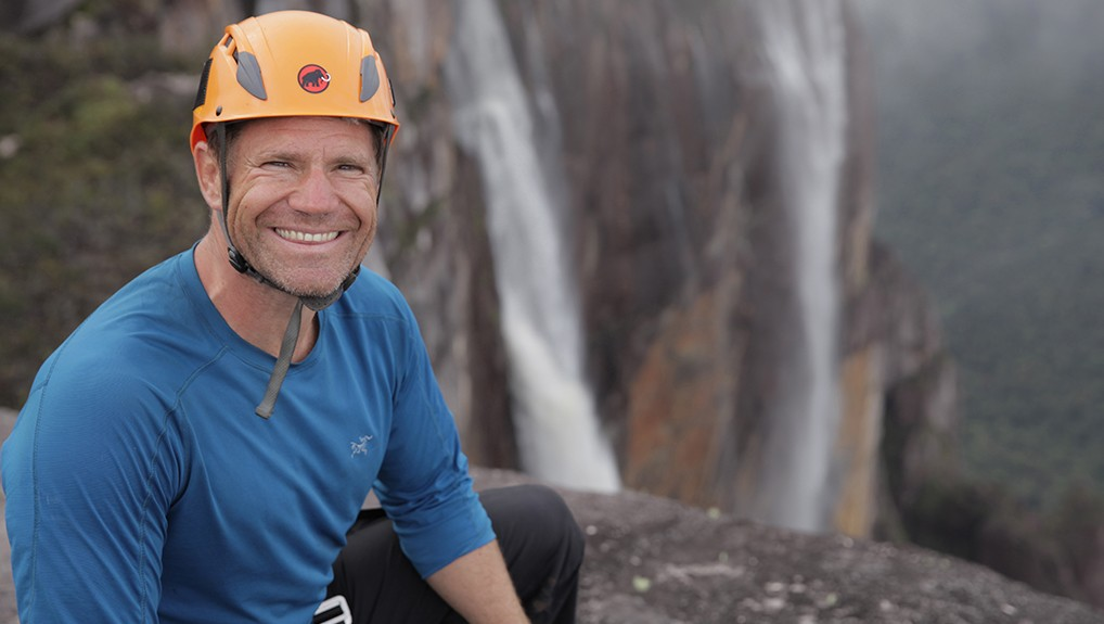 Video cover image for Steve Backshall Extreme Mountain Challenge